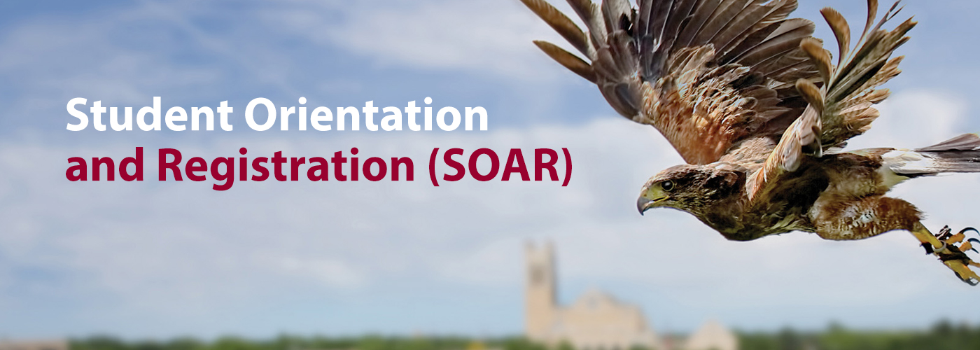 Student Orientation And Registration (SOAR)